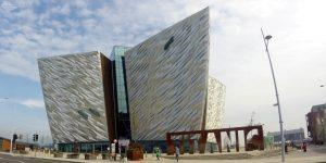 A história do navio mais famoso do mundo no Titanic Experience, em Belfast