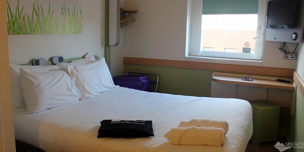 Onde ficar em Belfast: ETAP Hotel