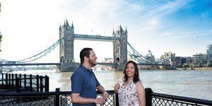 Como ter fotos profissionais durante sua viagem para Londres