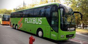 Como ir de ônibus de Amsterdã para Bruxelas
