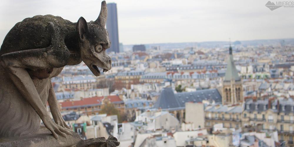 Paris: Como subir até as Torres da Catedral de Notre Dame