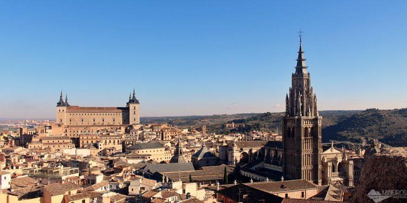 Como funciona a pulseira turística de Toledo