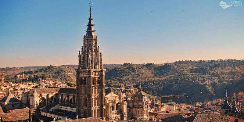 Espanha: O que fazer em Toledo e como ir partindo de Madri