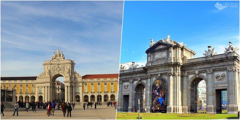 Como é viajar de ônibus de Lisboa a Madri