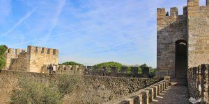 Lisboa: Como é visitar o Castelo de São Jorge
