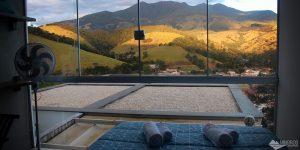 Dica de hospedagem em Passa Quatro: Loft com vista para a Serra