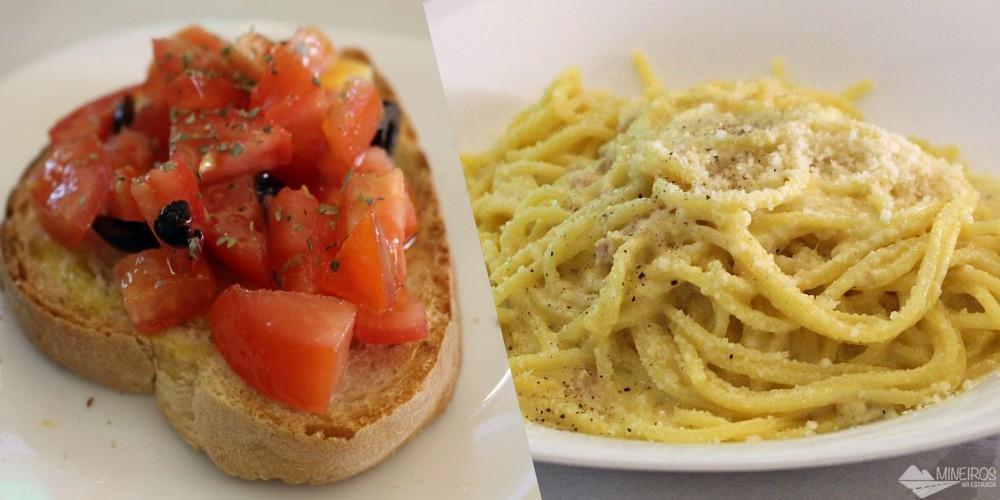 Onde comer em Roma: dica de restaurante perto da Piazza Navona